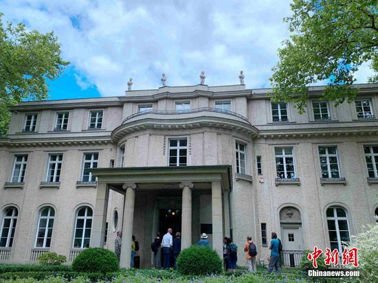 Wannsee Conference Villa reopens in Berlin, Germany