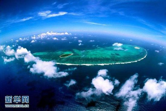 China to safeguard peace in South China Sea despite U.S. disruption: spokesperson