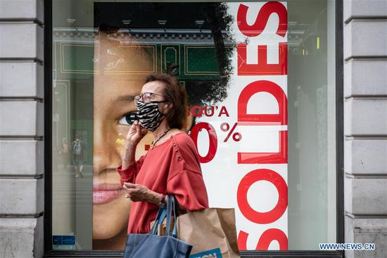France launches 2020 summer sales