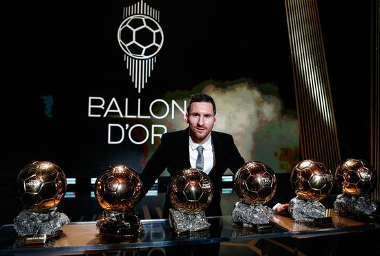 No Ballon D'Or in 2020 due to coronavirus pandemic