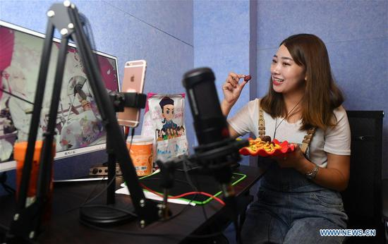 陕西丹凤县农产品网上销售激增