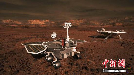 Hong Kong PolyU contributes to China's 1st Mars mission with 'Mars Camera'