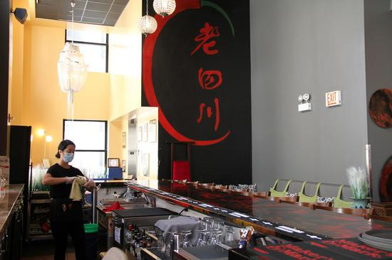 Chinese restaurant persists in serving community during COVID-19 pandemic