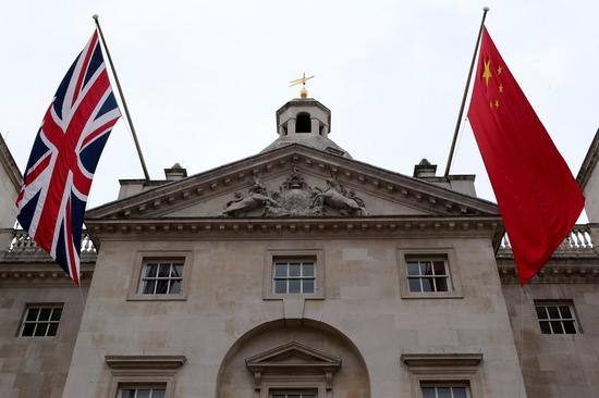 Chinese diplomat refutes British official's erroneous remarks at UN rights body session