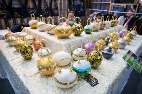 Thai Handicrafts exhibited in Bangkok to help boost economy after COVID-19 outbreak