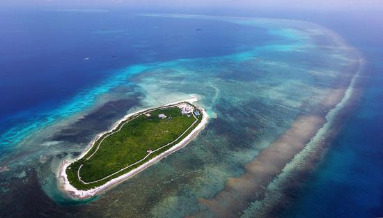 Attempts to stir tension in South China Sea not welcomed: spokesperson