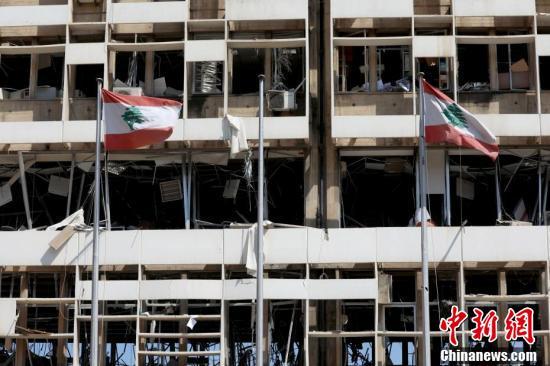 Beirut explosions aggravate Lebanon's economic woes