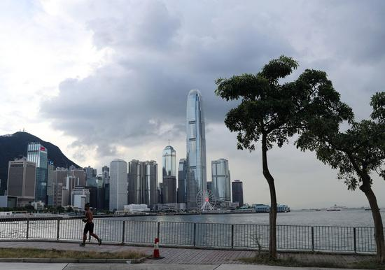 HKSAR gov't expresses resentment at double standards, hypocrisy in joint statement by five FMs