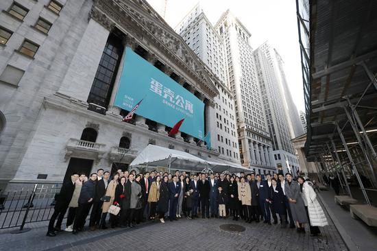 Chinese startups flock to U.S. for IPOs this year: WSJ