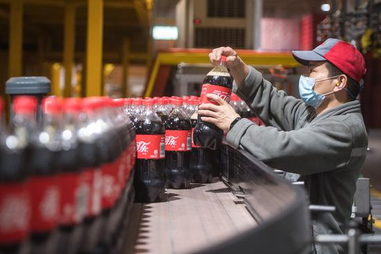 Coca-Cola continues to expand investment in China supply chain
