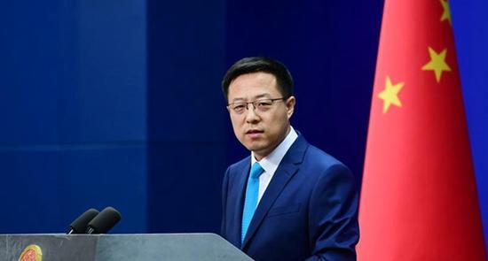 China refutes U.S. smear, suppression of Chinese companies