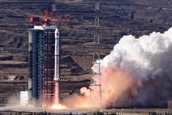 China's Gaofen-7 satellite put into service