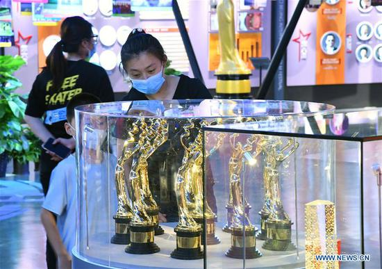 Beijing Int'l Film Festival (2011-2020) Achievements Retrospective exhibition kicks off