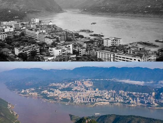 Farewell to poverty in Three Gorges Project regions of Chongqing