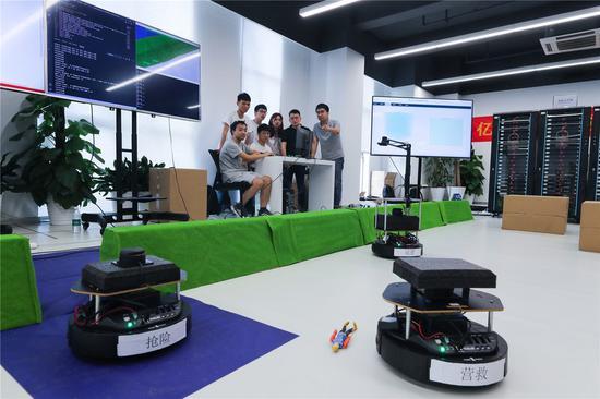 China develops advanced brain-like computer