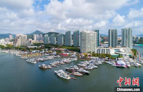 China's Hainan sees over 162,000 new market entities