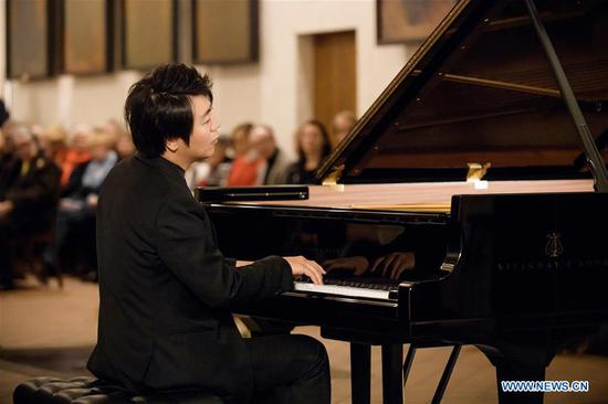 Music needed more than ever during COVID-19 pandemic: Chinese pianist
