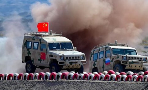 Chinese military to participate in Kavkaz-2020 multinational anti-terror drills