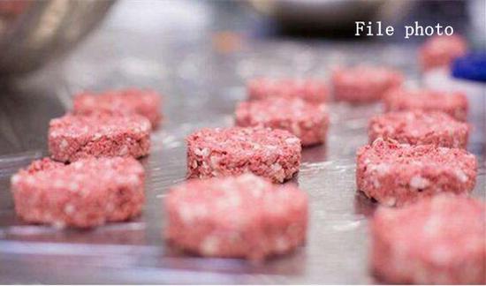 China's alternative meat market heats up