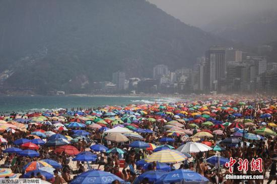 巴西登记了15,155例新的冠状病毒病例