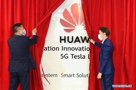 Huawei's new Innovations and Development Center will accelerate Serbia's digital transformation: PM