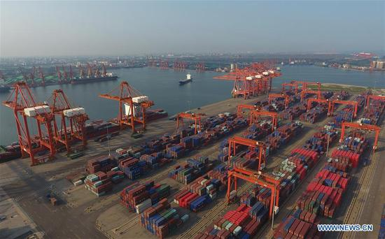 RCEP to boost service trade of member countries: commerce ministry