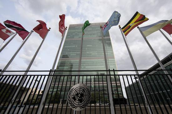 Chinese envoy regrets absence of U.S., other Western countries at UN anti-racism meeting