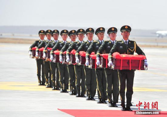 More remains of Chinese soldiers killed in Korean War to be repatriated