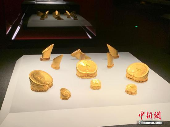 Nanchang Relics Park of Haihun Principality of the Han Dynasty opens in E China city