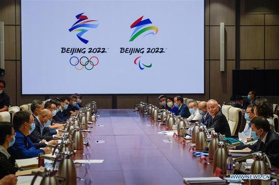 Beijing 2022 test events to be held through closed-loop management