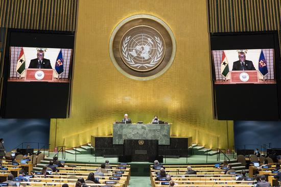 World leaders call for continued commitment to SDGs