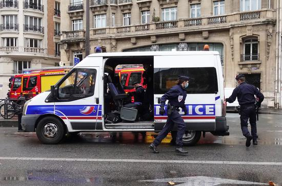Paris stabbing attack an act of terrorism: French minister