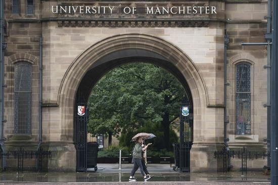 About 1,700 college students in Manchester told to self-isolate after coronavirus outbreak