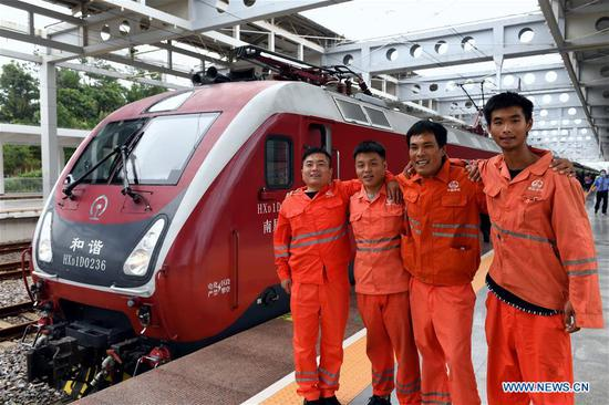 Quzhou-Ningde Railway begins operation