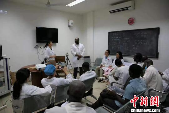 Chinese companies contribute to Africa's anti-malarial efforts