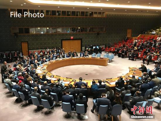 UN Security Council meetings to return to proper venue