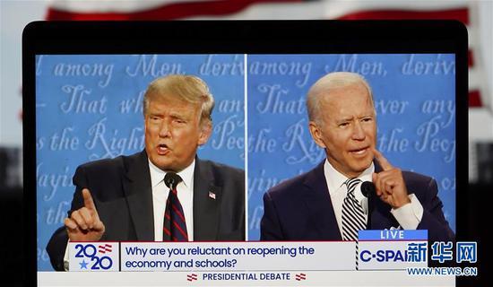 Topic of wildfire in U.S. presidential debate reignites scientists' concerns