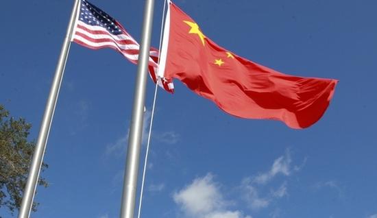 发言人:中国反对美国新批准的法案的负面内容