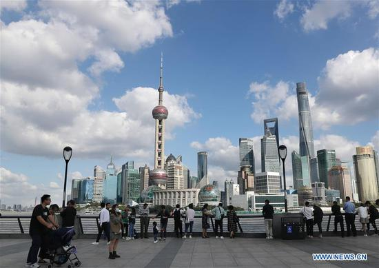 China sees tourism boom during Golden Week holiday