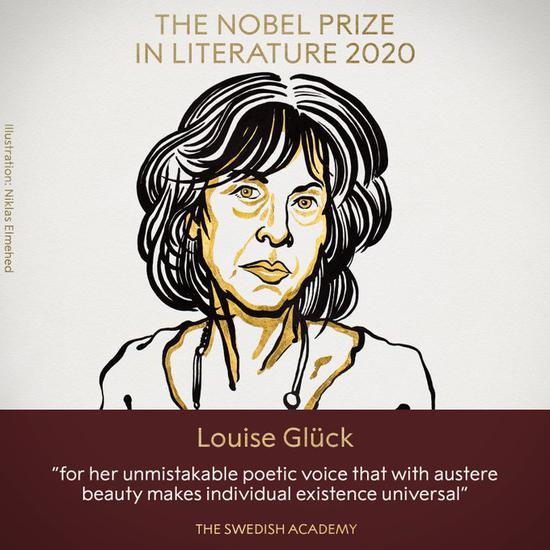 U.S. poet Gluck awarded Nobel Prize in Literature