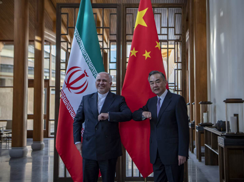 China's FM proposes regional dialogue to defend UN's effort to address Iran nuclear issue