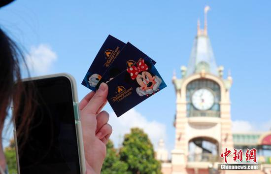 Shanghai Disney Resort to introduce virtual-reality experience