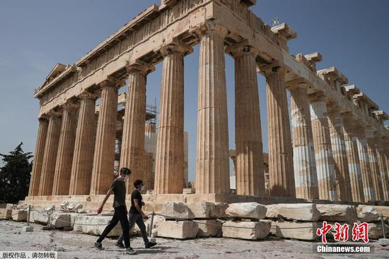 China eyes at forging closer ties with Greece