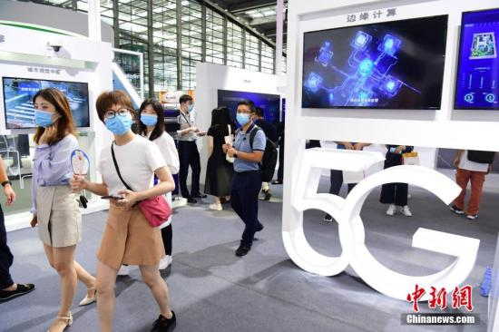 China's 5G development showing promising results: MIIT