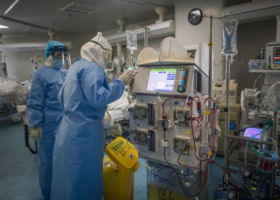 Chinese entrepreneurs strive to create lifesaving 'miracle machine'