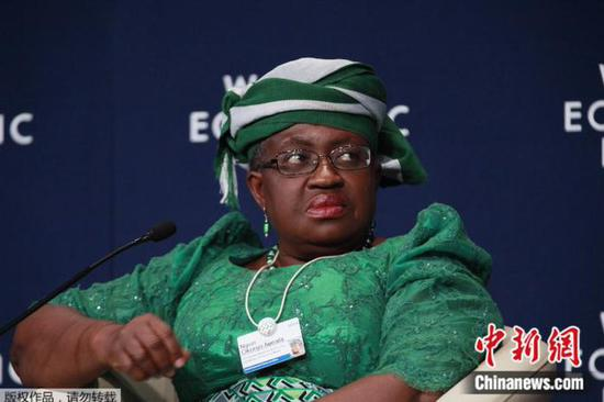 Nigeria's Ngozi Okonjo-Iweala proposed as new chief of WTO, but U.S. opposition casts uncertainty