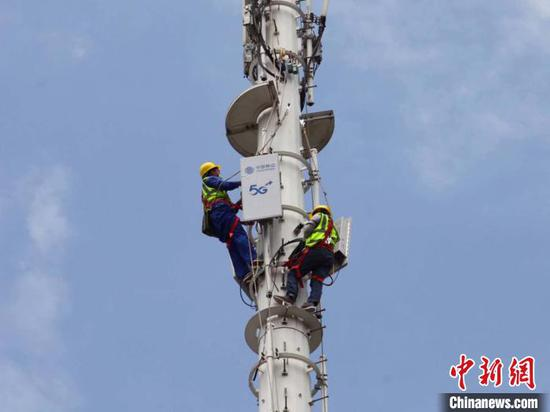 China leads world 5G development with 700,000 base stations