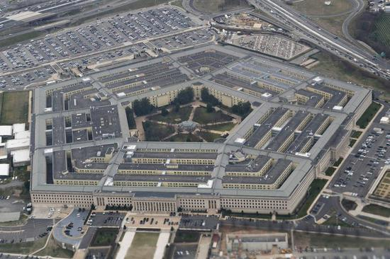 U.S. strikes Iranian-backed militia targets in Syria: Pentagon