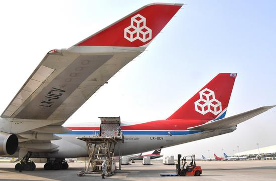 China's 'Air Silk Road' demonstrates huge potential