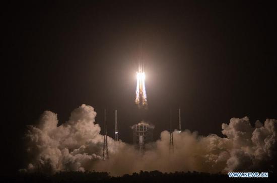 中国发射Chang娥五号收集月球样本